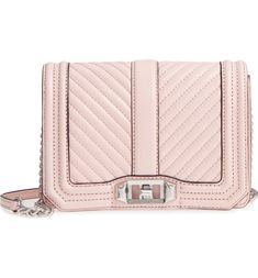 33541fa5cd7 Rebecca Minkoff Small Love Leather Crossbody Bag