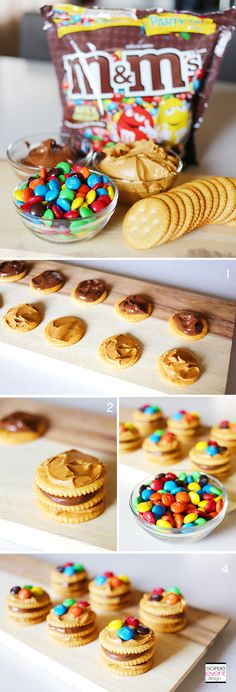 | Host a Family Game Night In Party with Yummy Snacks! | http://soiree-eventdesign.com