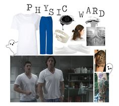 """""""In the ward with Sam and Dean"""" by aj-luh ❤ liked on Polyvore featuring Astraet, Cherokee, GUESS and Urban Outfitters"""