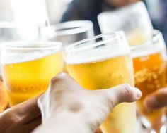 The Leafly Beer & Cannabis Flavor Pairing Guide Beer Brewing, Home Brewing, Limonade Rose, Ab Inbev, National Beer Day, Cannabis, Local Brewery, Jus D'orange, Beer Lovers