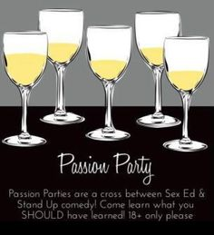 Passion parties by Samantha