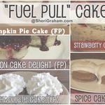 """Trim Healthy Mama {5 Yummy """"Fuel Pull"""" Cakes}"""