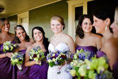 Southern Plantation Style Wedding: Brittney + Mikey