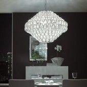 Iluminación / Luminario / by Vistosi / Italita  / Giogali SP 80 Pendant light, white