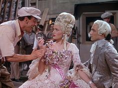 Jean Hagen: Lina Lamont - SINGIN' IN THE RAIN, also starring Gene Kelly, Donald O'Conner and Debbie Reynolds