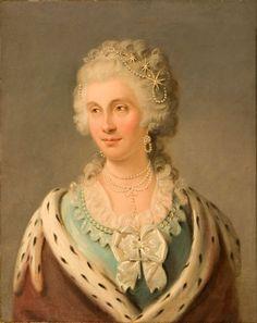 Unknown, circa 1775 - - - Queen Charlotte