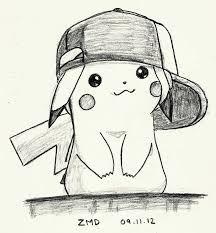 Ash's hat? Pika! I look cuter in it.