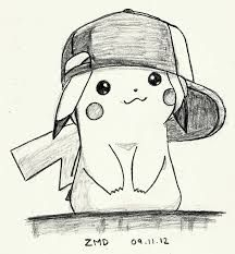 Ash's hat? Pika! I look cuter in it.