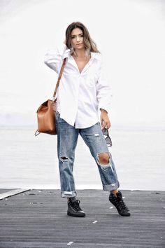 Casual Sneakers! | Aurela - Fashionista