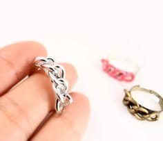 DIY: Curb Chain Ring