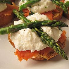 Asparagus Crostini Is Easy and Delicious Easter App
