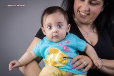 I baby con la mamma felice danno sempre emozione