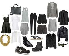 20-Items Perfect Wardrobe