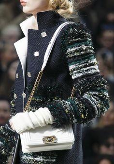 Tweed, Chanel. Coco e l'Istrione.