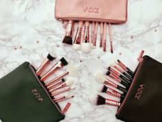 Which Do You Need? | Zoeva Rose Golden Luxury Brush Sets