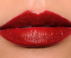 YSL Black Red (71) Pur Couture Lipstick