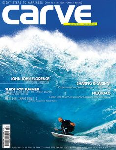 The new issue! Kelly Slater on the cover shot by Mat Tildesley. http://www.carvemag.com/magazine/issue-142/#.UYjVXZXVSp1