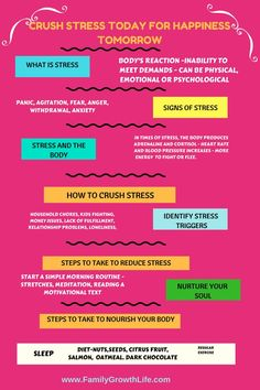 Discover the secret to reducing stress by focussing on sleep, diet, and exercise. # management # Stress relief # Stress-busting foods # Stress and exercise Signs Of Anxiety, Signs Of Stress, Anxiety Tips, Social Anxiety, Stress And Anxiety, Yoga For Stress Relief, Natural Stress Relief, Reduce Stress, How To Relieve Stress