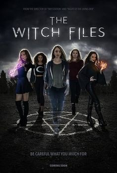 Free Download The Witch Files 2017 Hindi Dubbed DVDRip HD MovieThe