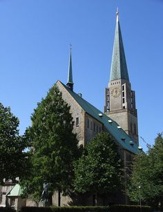 Altstädter Nicolaikirche in Homeland, Temple, Cathedral, Germany, Kirchen, Mansions, House Styles, Building, Travel