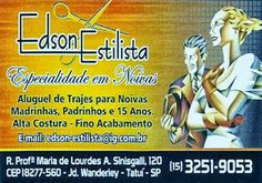 Edson Estilista Especialidade em Noivas