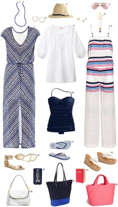 What to Wear for Your Sunny Beach Vacation