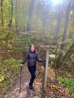 Amy's Creative Pursuits: Fall Hiking Week Two: A Return To The Ice Age Trail