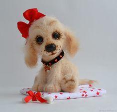 Купить Собачка Леди в интернет магазине на Ярмарке Мастеров