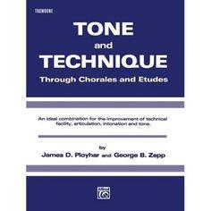 Tone and Technique (Trombone)