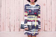 STYLE ME GRASIE » fashion & lifestyle blog by grasie mercedes- wearing dress designed by Kira Plastinina