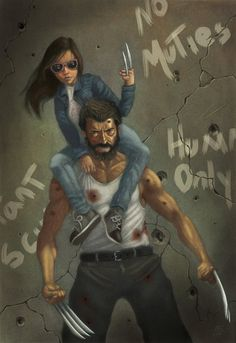 I am an Illustrator based in Dover NJ. I love anything Fantasy and Sci-fi so its. Xman Marvel, Hq Marvel, Marvel Dc Comics, Marvel Heroes, Wolverine Art, Logan Wolverine, Frank Frazetta, Logan Laura, Hero Arts