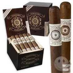 Perdomo Habano Cigars - Toro Connecticut #cigars #cigaraccessories