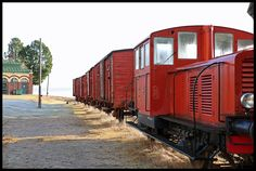Old train in Nora, Sweden by Erik Eriksson - Photo 147061683 - Sweden, Places Ive Been, Train, Classic, Trains, Photo Illustration, Derby, Classical Music