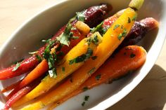 This recipe for Moroccan spice marinated carrots is as beautiful to look at as it is delicious to eat. I haven't been able to find rainbow carrots at the local Whole Foods for several months and, craving a burst of color to compliment the vibrant flavors of this dish, I finally broke and splurged at...Read More »