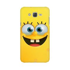 Cartoon Funny Face Samsung J2 Mobile Case - ₹399.00 INR