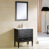 "Found it at Wayfair - Camile 36"" Single Bathroom Vanity Set with Mirror"