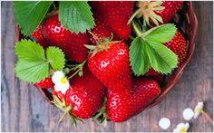 Fresh Strawberries Wallpaper   fresh strawberries wallpapers