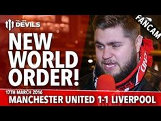 Man United fan fears club may turn into Liverpool after losing to Liverpool (Fan Video)