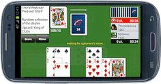 #GinRummy for #Android http://www.rubl.com/m/gin-rummy.html Gin-Rummy Application for mobiles to play multiplayer games #online