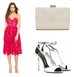 """Wedding Guest"" by richclubgirl ❤ liked on Polyvore featuring Whiting & Davis"