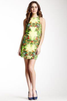 Printed Racerback Dress on HauteLook