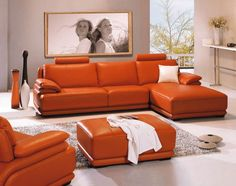 Orange Couch Living Room Ideas Pottery Barn Furniture 182 Best Sofa Images Future House Apartment Testimony And Example Fancy Leather Modern Grey Rug
