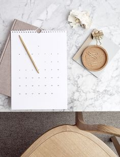 The 5 Most Stylish Calendars for 2016