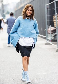 The Dos and Don'ts of Fall Dressing - Street Style
