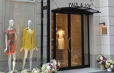 ショップリスト 銀座店 | PAUL & JOE (ポール & ジョー)