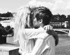 black and white.. so romantic