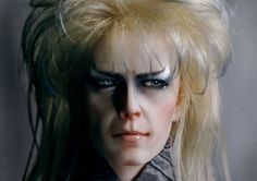 These freakishly beautiful and realistic David Bowie Dolls are the work of New York-based author and skier E.V. Svetova. Featured on the DeviantArt site (under the name Katyok), Svetova doesn't make the 70cm high polyurethane resin dolls themselves but customises them with paint and Yamamoto-like style. Sadly, they're not for sale, instead they are 'created […]