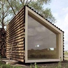 Dovecote Studio: A Prefab Ruin | Cheap prefab house | Pinterest | Prefab Studio and Architects : what-is-a-prefab-home - designwebi.com