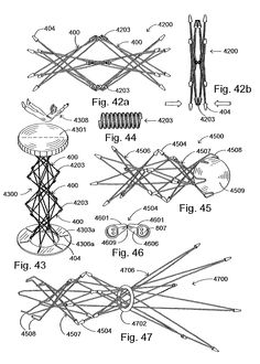 Patent US7278245 - Radial-hinge mechanism - Google Patents