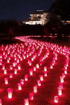 偕楽園第7回「夜・梅・祭」2012 The Plum festival at The Kairakuen | Flickr - Photo Sharing!